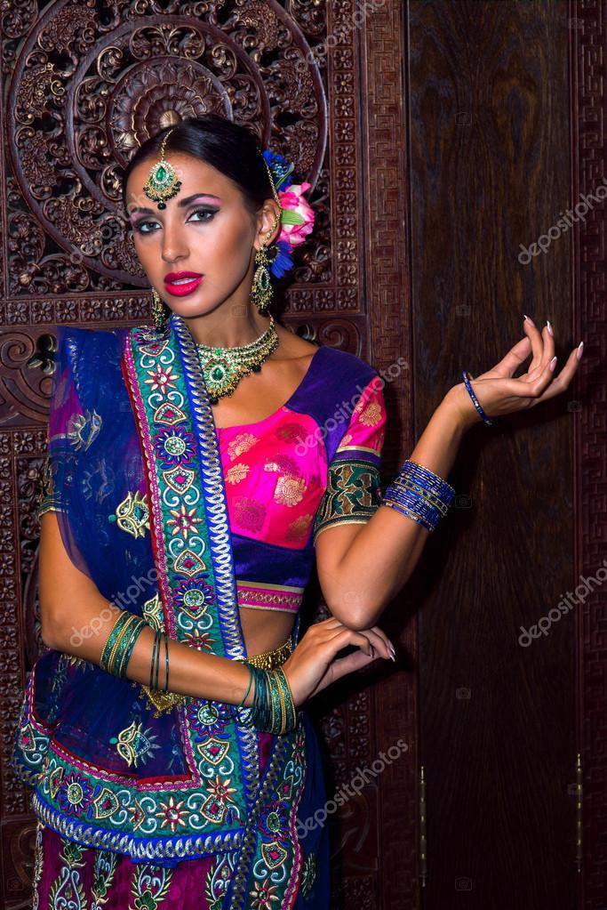 Vestidos de mujeres de la india