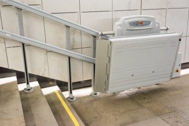 elevator for disabled