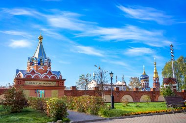 Church of Our Lady of Kazan, Russia, Udmurtija, Izhevsk