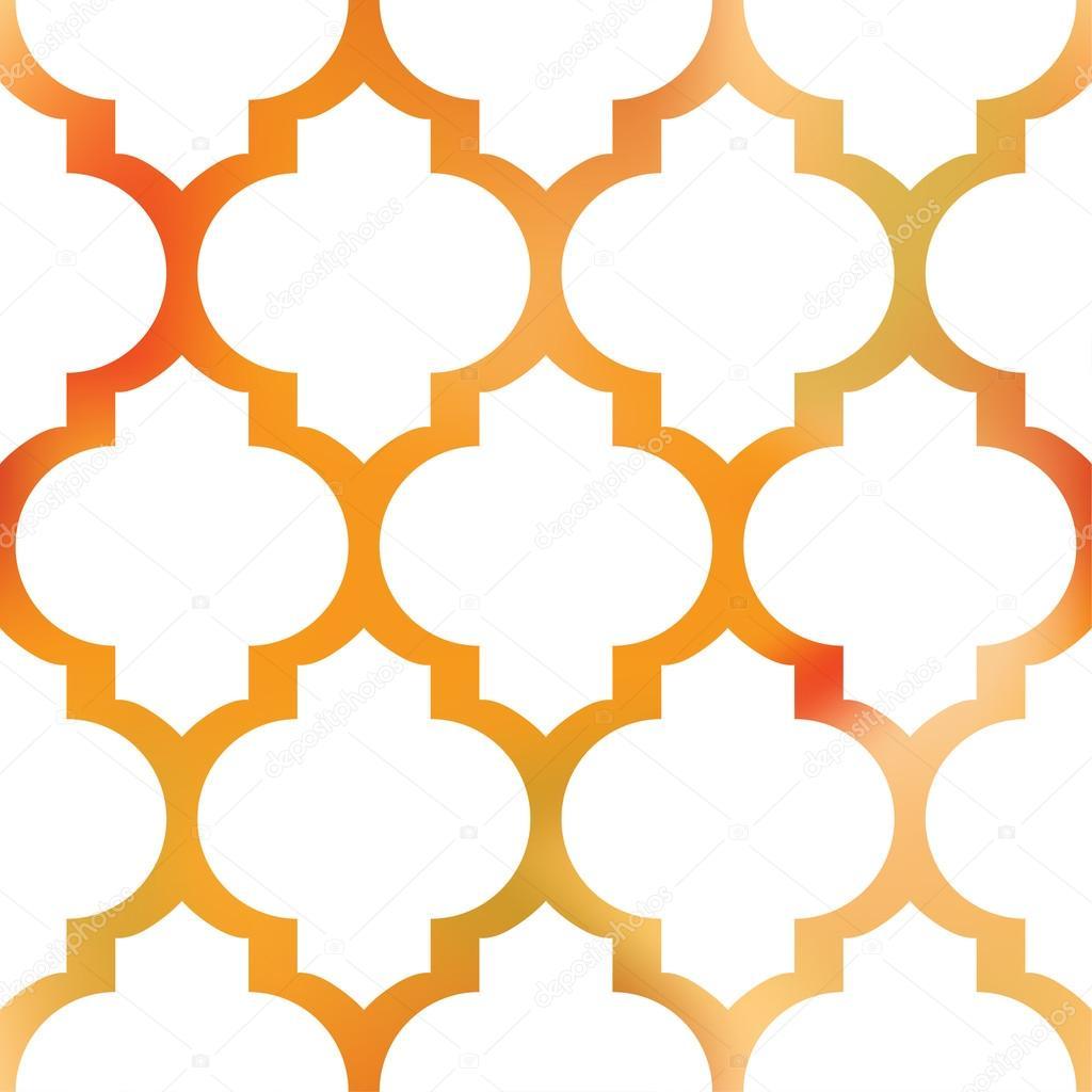 Traditionelle arabische geometrische Muster. Vektor, sich ...
