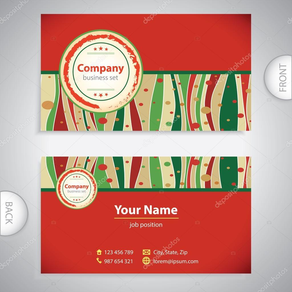 Business card italian menu retro antique template stock vector business card italian menu retro antique template stock vector colourmoves