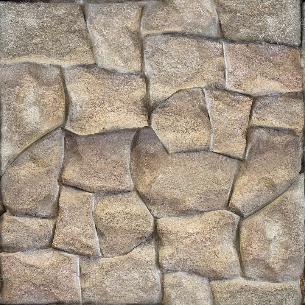 Decorative Stone Wall   Seamless Background   Stone Texture U2014 Photo By  Trompinex