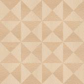 Fotografie Abstract triangle pattern - seamless background - White Oak wood