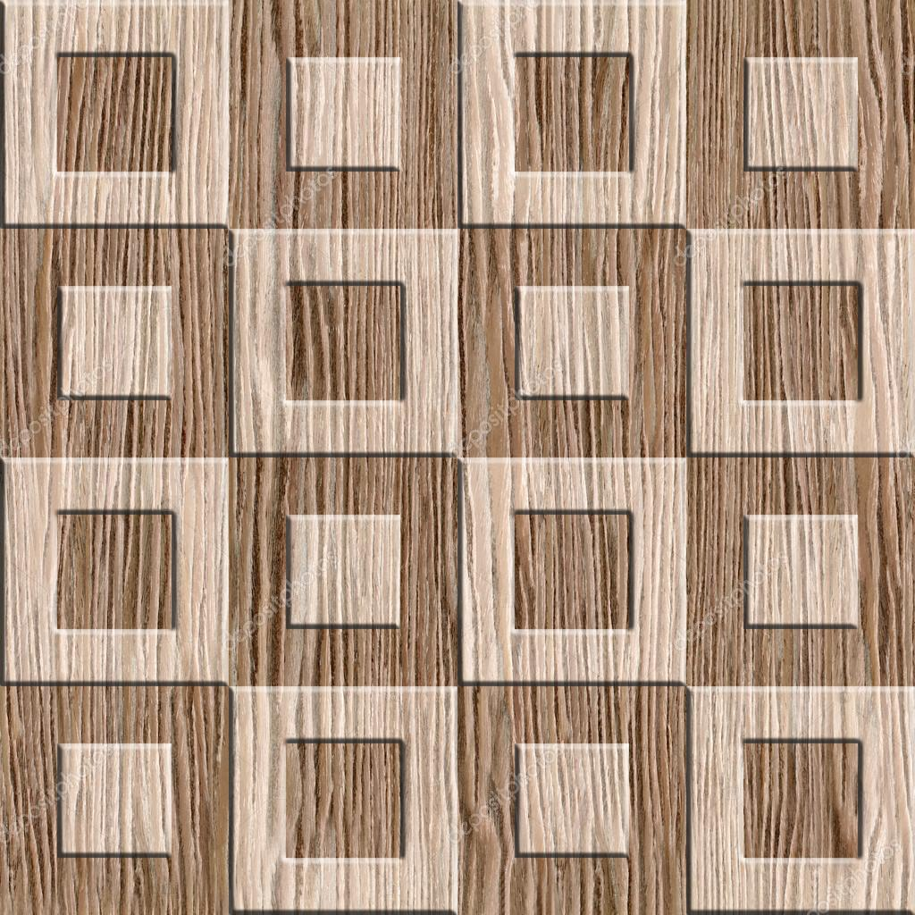 Texture Wood Paneling 3d Wall Decorative Tiles