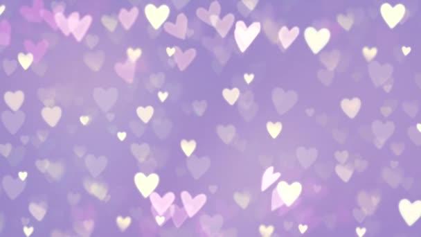 hearts pattern sweet heart love animation