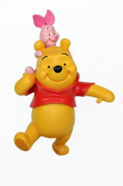 Disney's Winnie the Pooh and Piglet