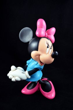 мышь minnie