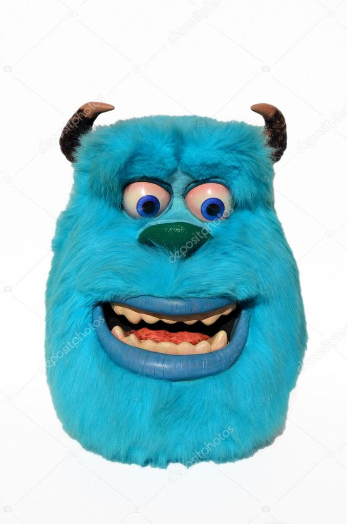 Disney  Sulley from Monsters inc. incorporated.