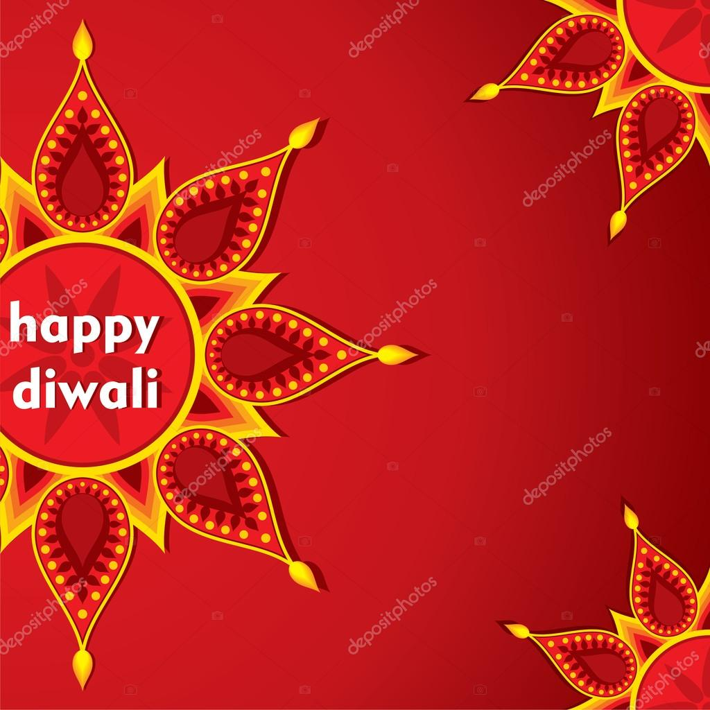Creative happy diwali greeting card design stock vector creative happy diwali greeting card design vector vector by vectotaart m4hsunfo Images