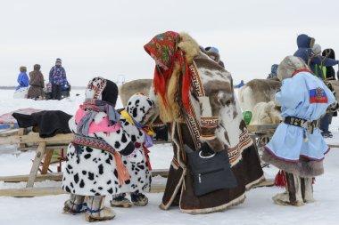 Nenets at national festival