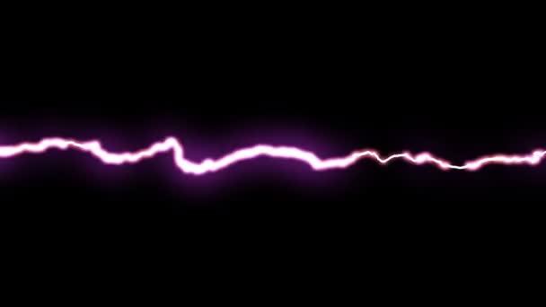 Lightning. HD 1080p. Loop-able.