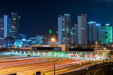 Seoul Toll Booth