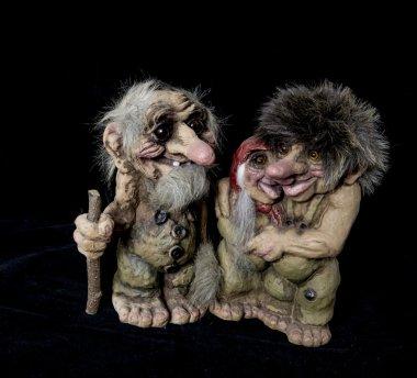 A family of trolls