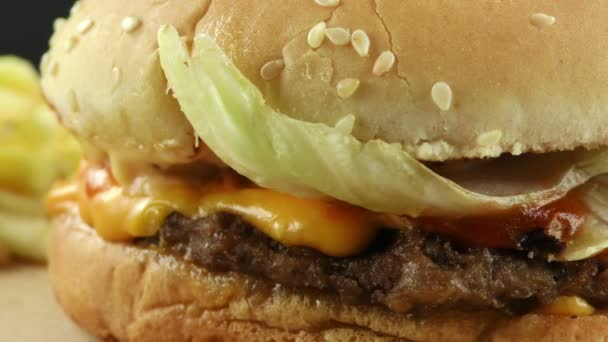 Lahodný Hamburger