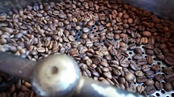 Pražené kávové