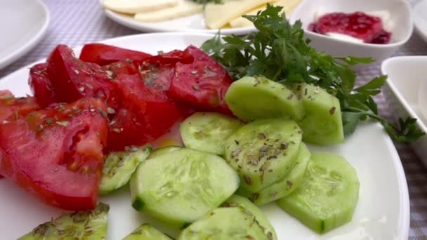 Traditional Delicious Turkish Breakfast