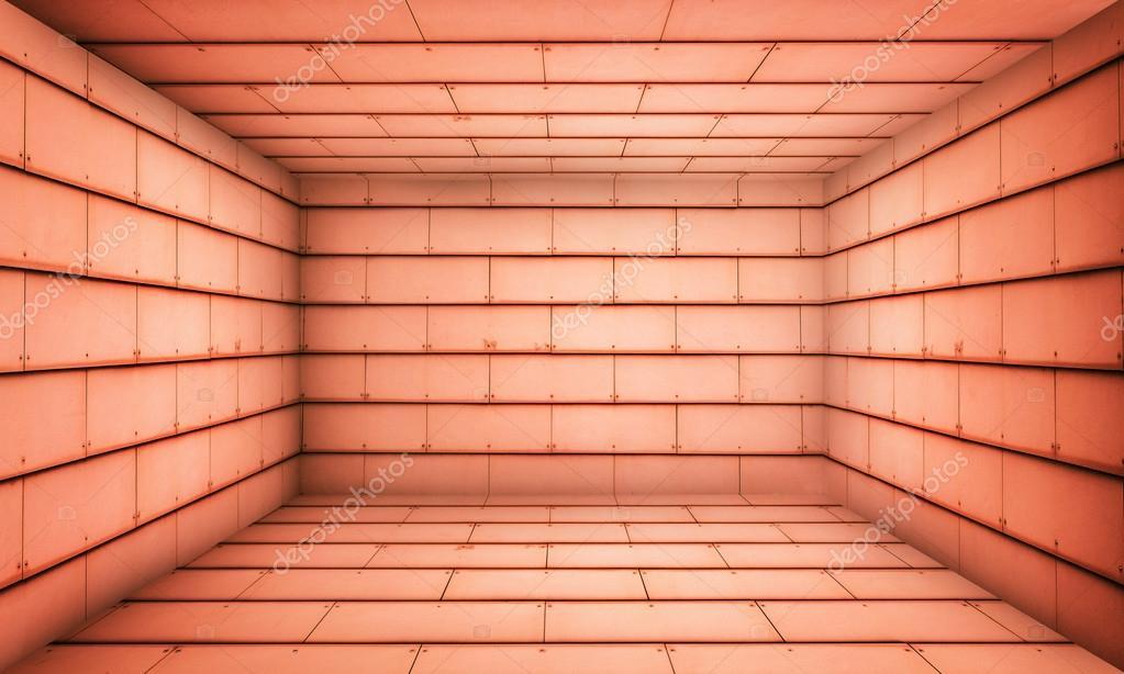 Stein Ziegel Wand Innen Städtische Bühne U2014 Stockfoto