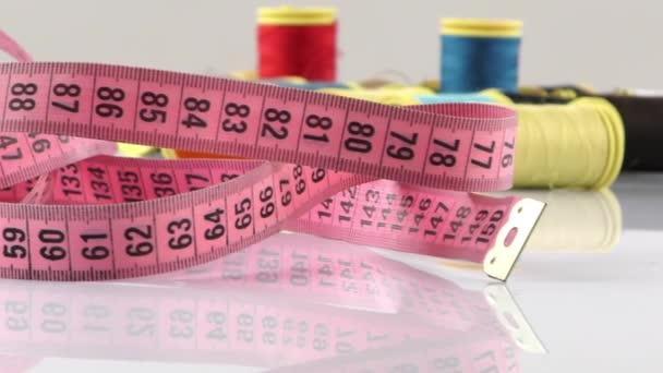 Fabric Rolls a měření