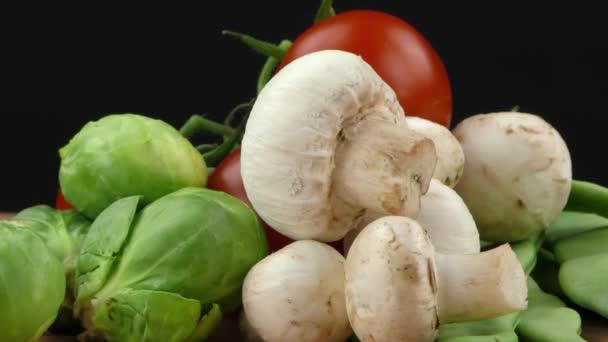 Zöldség együtt