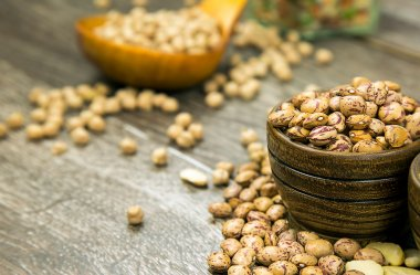 Legumes Dlicious and Healthy Mix Food