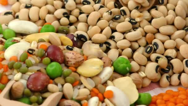 Legumes Delicious Healthy and Natural Mix Food