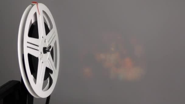 Oldtimer-Filmrollen