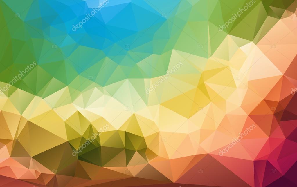 Colores De Fondo Geométrico