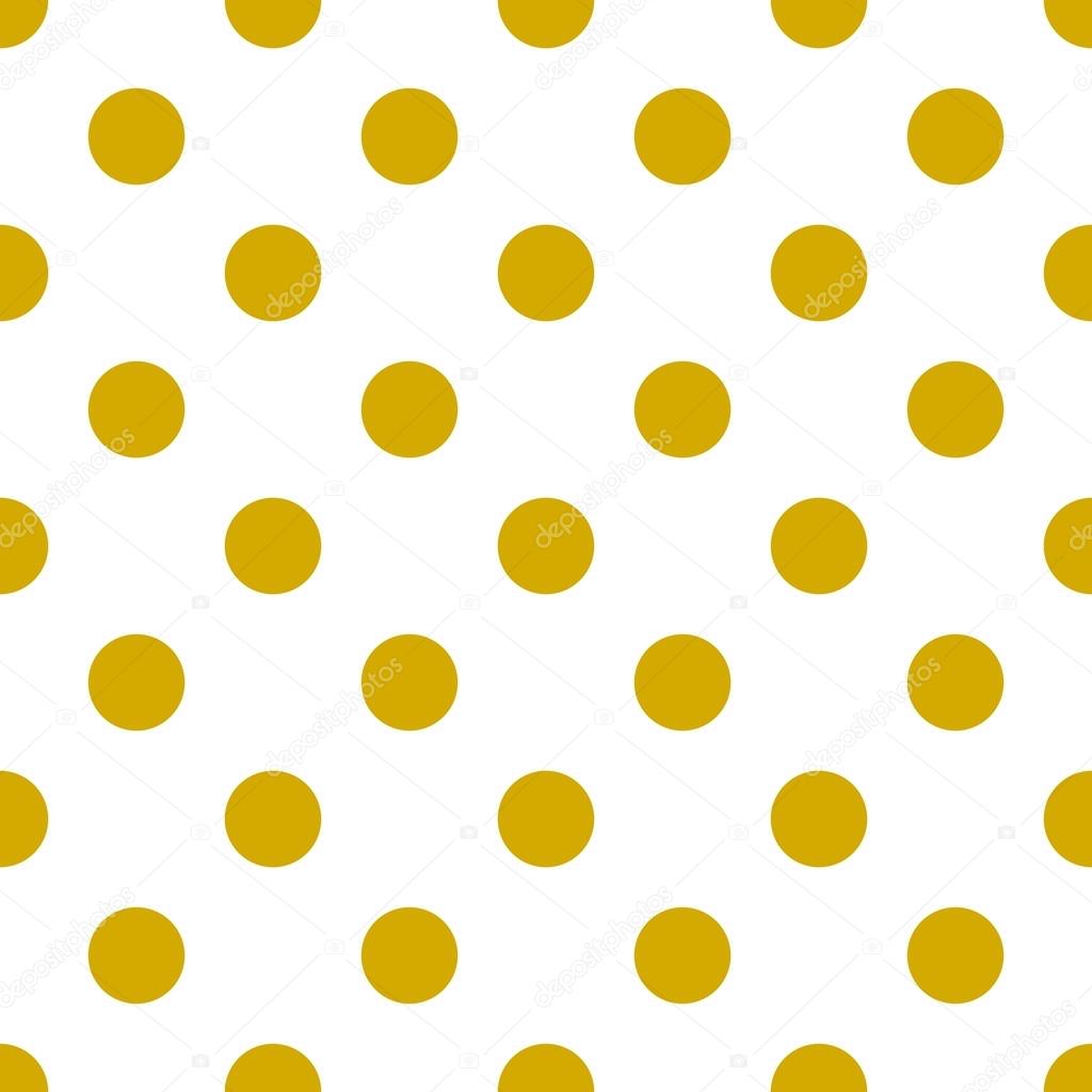 Stock Illustration Seamless Polka Dot Pattern on Dot To Dots