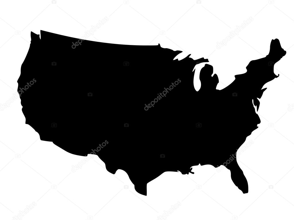 USA Map Black And White Latest HD Pictures Images And Wallpapers - Florida map black and white