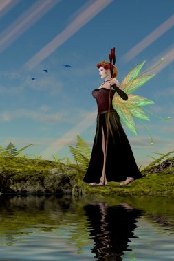 Fairy Lillith by Pond