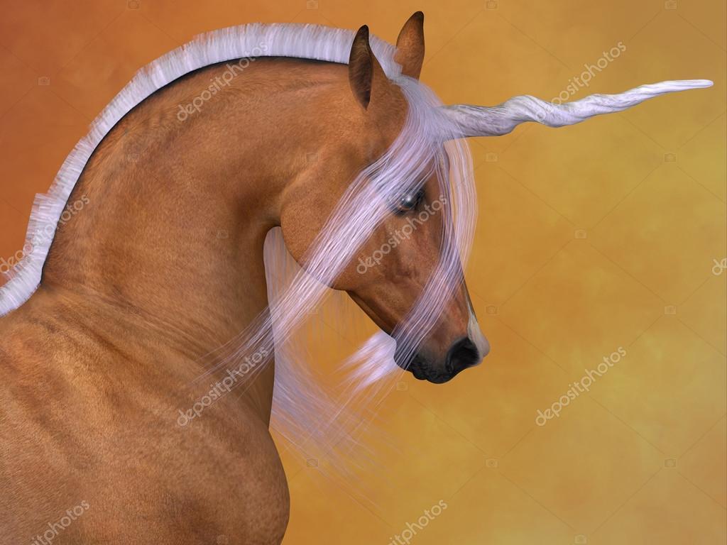 Red Dun Unicorn