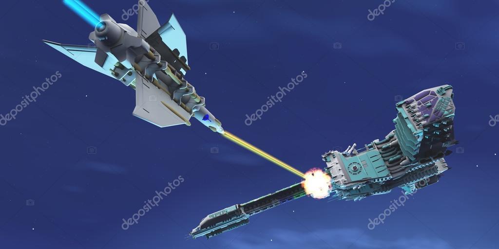 Starship Fight