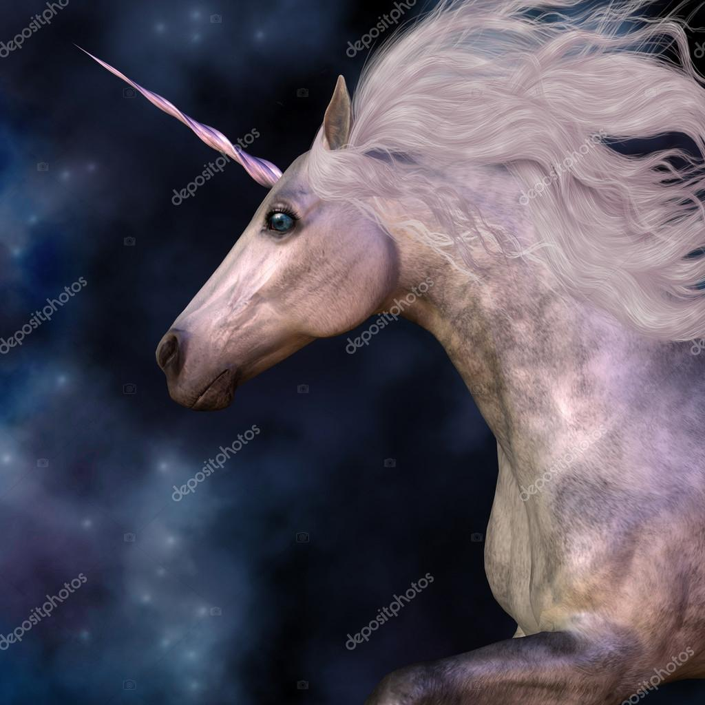 Dapple Grey Unicorn