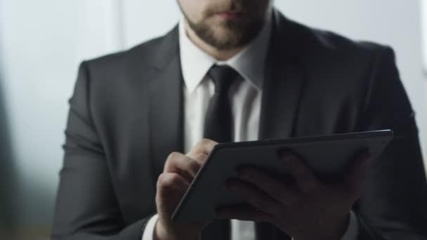 Podnikatel, použití digitálních Tablet v práci