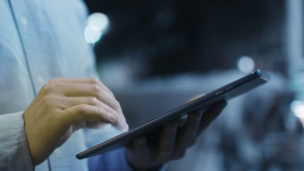 Using Tablet in Industrial Environment