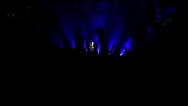 dav na rockový koncert
