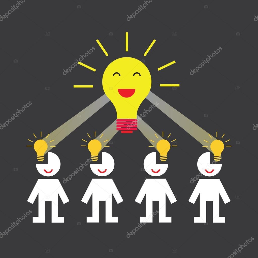 Píntate De Optimismo Y Creatividad: Imágenes: Creativas De Trabajo En Equipo
