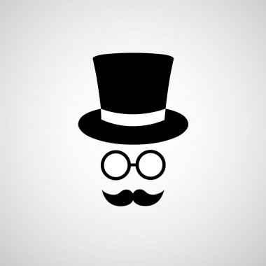 Hipster style element