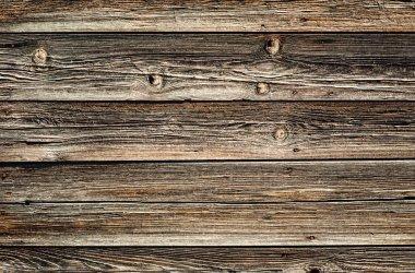 Weathered wood panel background