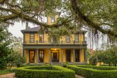 The historic Brokaw-McDougall House in Tallahassee, Florida
