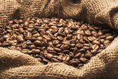 Fotografie Coffee Beans in Bag