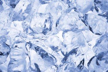 Ice Cubes heap