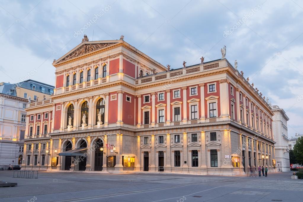 Musikverein Wien Programm