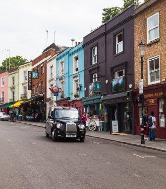 Portobello Road in London