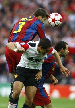 GBR: Football Champions League Final 2011