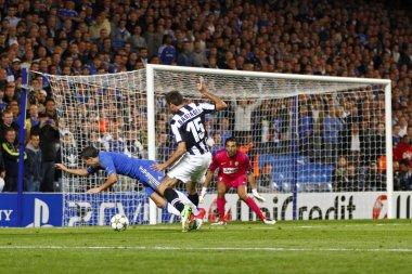 Football UEFA Champions League Chelsea v Juventus