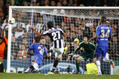 Football UEFA Champions League Chelsea v Juventus