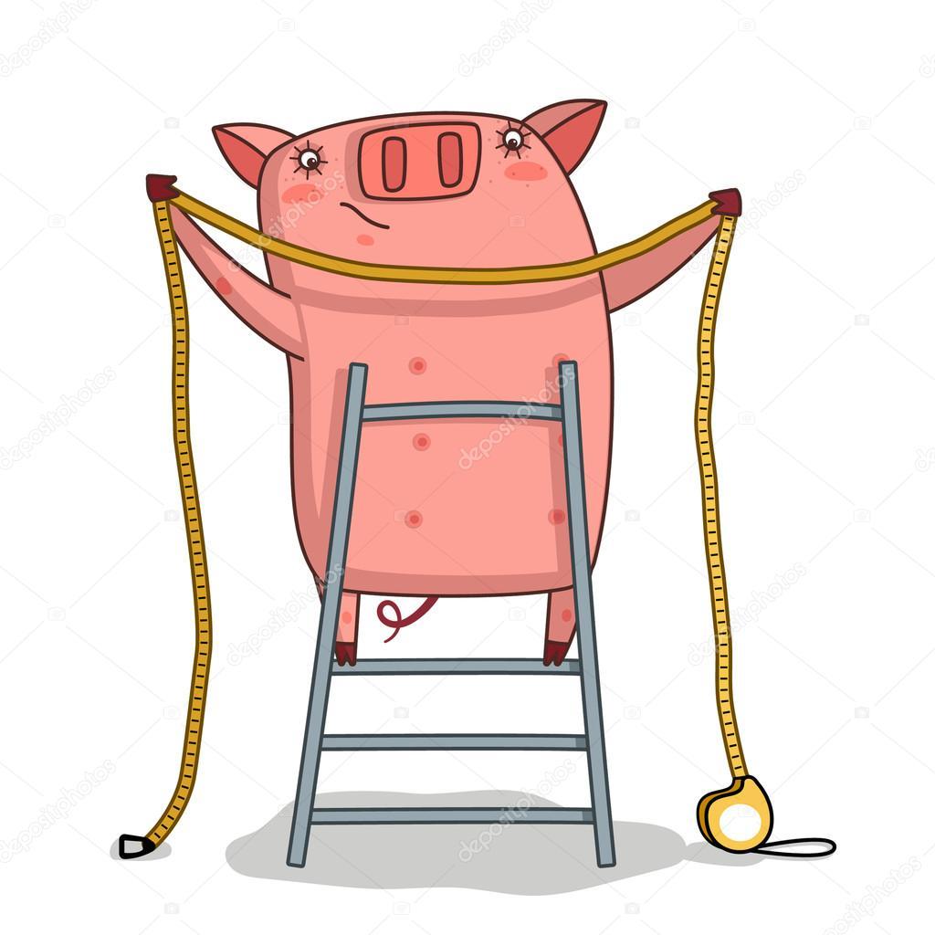 чувствительность свиньи строители прикольные картинки мужское женское доминирование