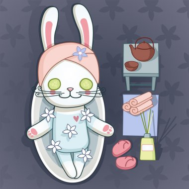 Bunny Shower and Spa