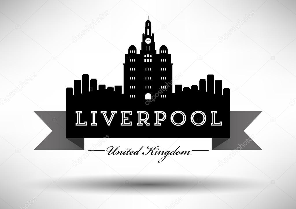 Resultat d'imatges de silueta Liverpool